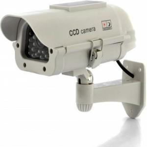 Cámara de vigilancia exterior fácil de instalar y con soporte ajustable