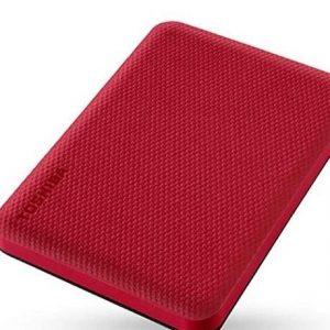 Disco duro externo de 2TB Toshiba