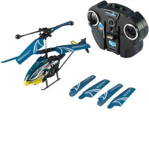 Helicóptero teledirigido con infrarrojos