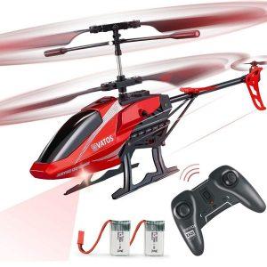 Helicóptero teledirigido de interiores