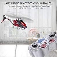 Helicóptero teledirigido para principiantes