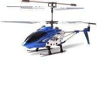 Helicóptero teledirigido realista