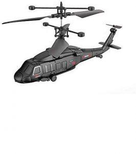 Helicóptero teledirigido resistente