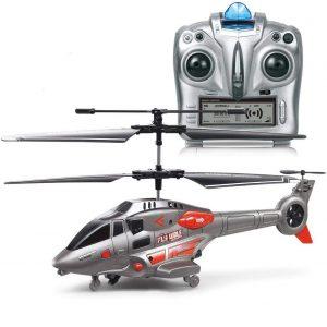 Helicóptero teledirigido sencillo de manejar