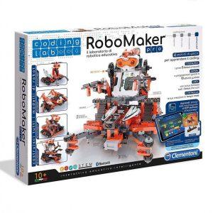 Juego de construcción de robots