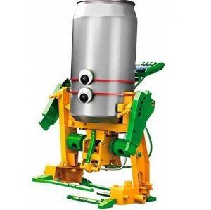 Juego de robots ecológico