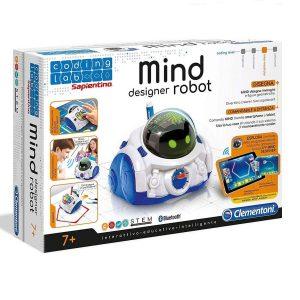 Juego de robots educativo