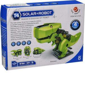 Juego de robots reutilizable
