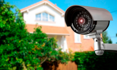 Cámaras de vigilancia exterior
