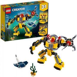 Lego robot 3 en 1