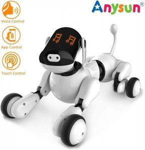 Perro robot inteligente
