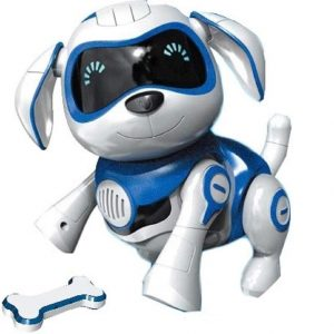 Perro robot interactivo