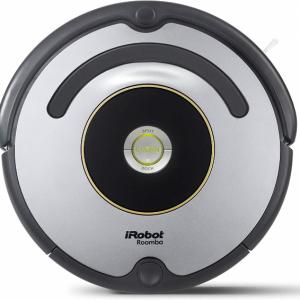 Aspirador robot Roomba con 3 fases de limpieza y cabezal autoajustable