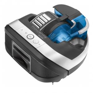 Robot aspirador Rowenta con 3 sensores anti caída y potente batería de litio