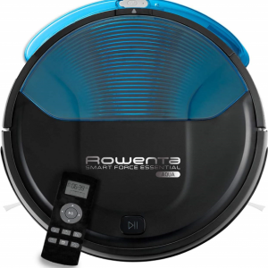 Aspirador robot Rowenta con programación automática y cepillo motorizado
