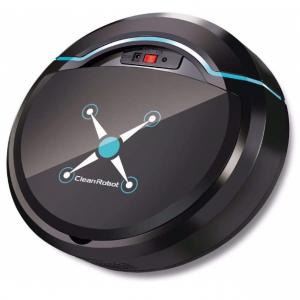 Aspirador robot UKIA con anticolisión inteligente y batería de 1200 mAh
