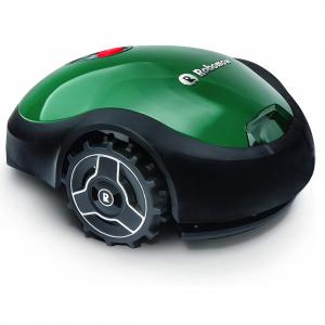 Robot cortacésped rápido, ecológico y para terrenos de hasta 300 m²