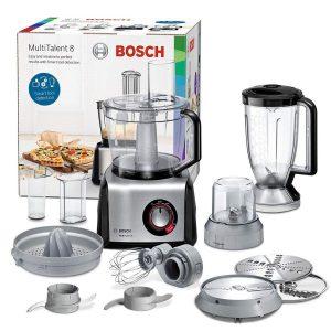 Robot de cocina Bosch multiaccesorios