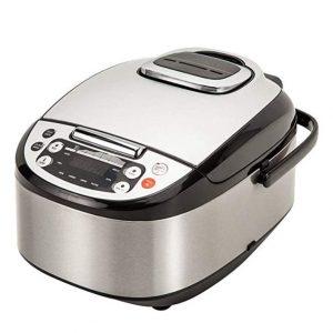 Robot de cocina con capacidad para 10 comensales y 4 menús preconfigurados