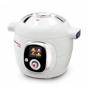 Robot de cocina Moulinex con 50 recetas