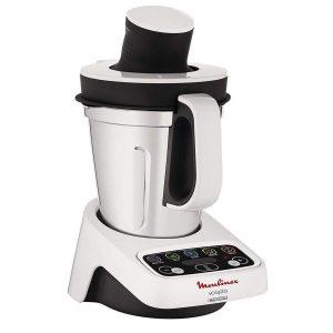 Robot de cocina Moulinex con accesorios