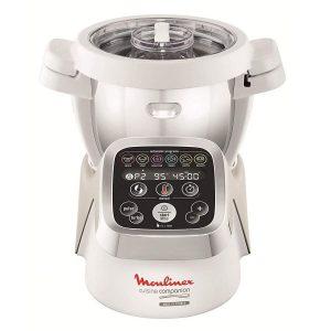 Robot de cocina Moulinex con programas automáticos
