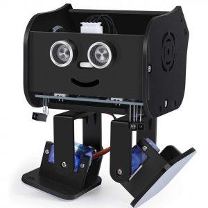 Robot de juguete con diseño elegante