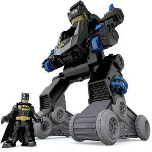 Robot de juguete con tanque