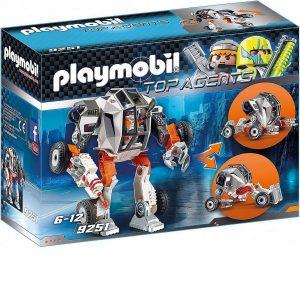 Robot de juguete top agent