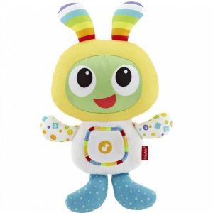 Robot Fisher Price de peluche