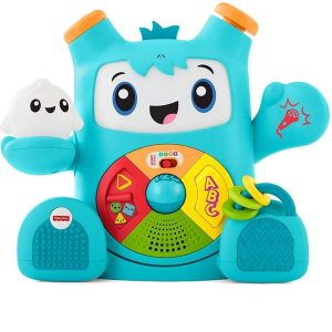 Robot Fisher Price rockero