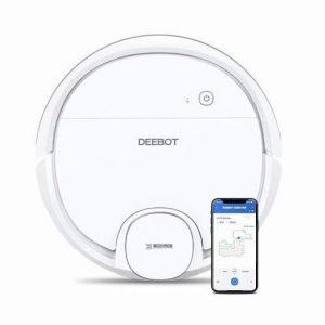 Robot friegasuelos compatible con Alexa
