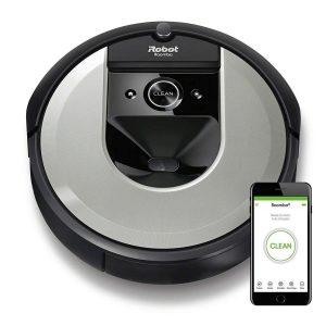 Robot Roomba adaptable al hogar