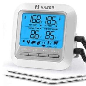 Termómetro de cocina digital Habor